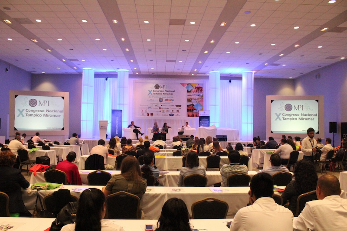Tampico, sede del X Congreso Internacional Meeting Professionals International