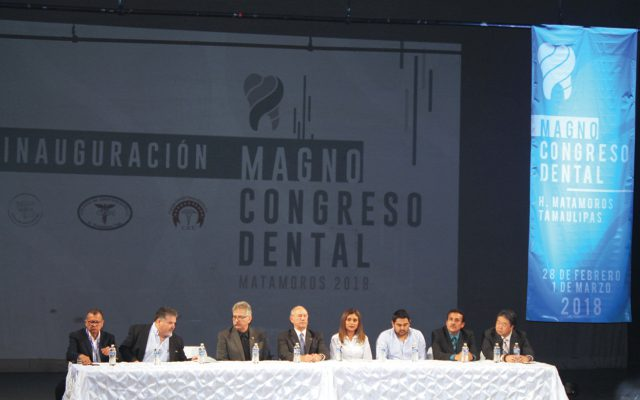 Magno Congreso Dental Matamoros 2018